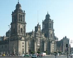 metropolitan cathedral mexico