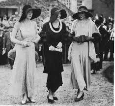 fashion in 1930
