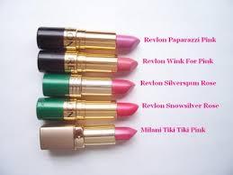 pink lipstick shades
