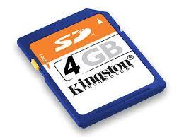 kingston sd 4