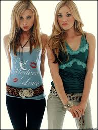 aly and aj photo