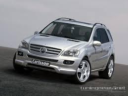 2005 mercedes ml500