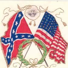 flags of civil war