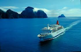 cruise ship to alaska