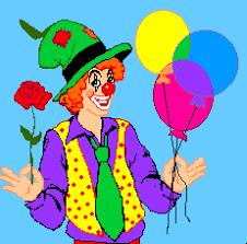 clown gif