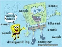 sponge bob sponge