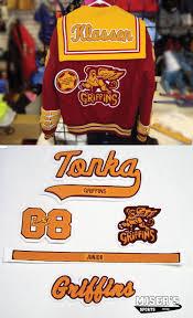 high school letter jacket