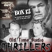 old time radio mysteries