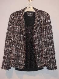 chanel tweed jackets