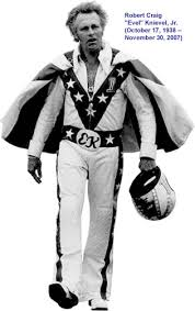 evel knievel photo