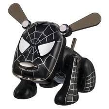 spider man dog