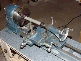 metal turning lathe