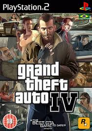 grand theft auto 4 on ps2