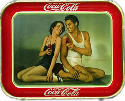 coke trays