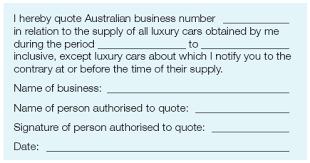 quotation format