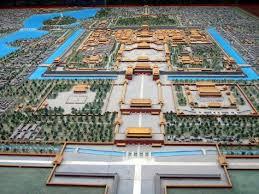 forbidden city model
