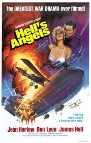 hells angels poster