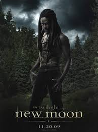 poster of new moon