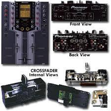 djm 909 mixer