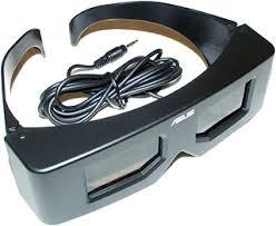 3d game glasses