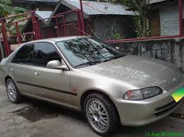 honda civic 95 for sale