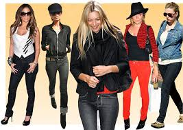 jeans in fashion