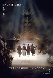 the forbidden kingdom posters