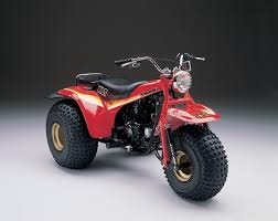 3 wheelers atv