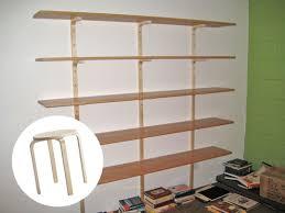 modern shelving brackets