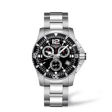 longines hydro conquest chronograph