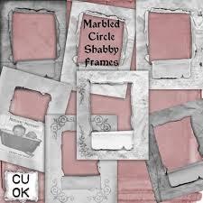 free digital scrapbook frames
