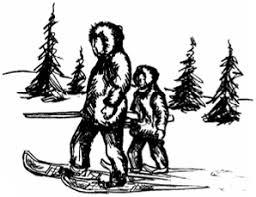 eskimo snow shoes