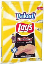 baked lays barbecue