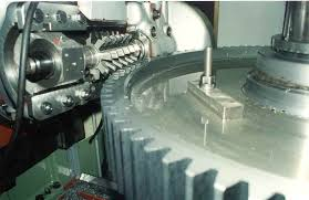 machining gear