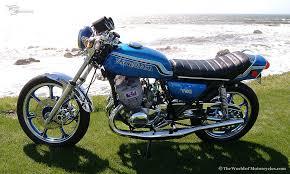 kawasaki 750 motorcycle