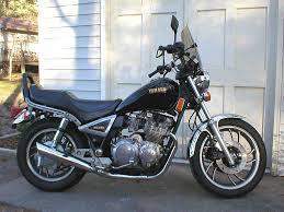 1983 yamaha motorcycles