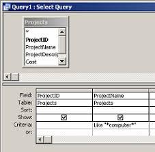 computer query