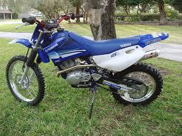 2002 ttr 125
