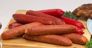hot links sausages