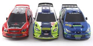 rally rc cars