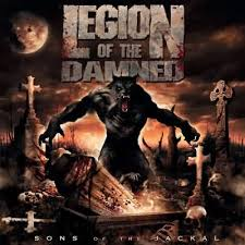 Legion Of The Damned - Son Of The Jackal