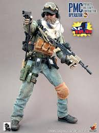 contractor military