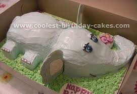 elephant cake pans