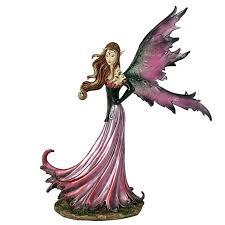 gothic fairies figurines