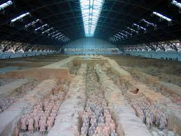 chinese terra cotta warrior