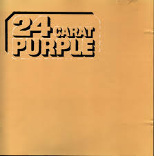 deep purple 24 carat purple