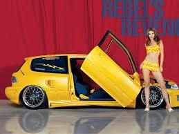 honda civic 1993 hatchback