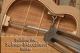acoustic guitar building