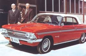 1962 olds f85