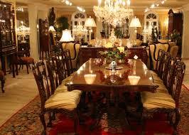 georgian dining room